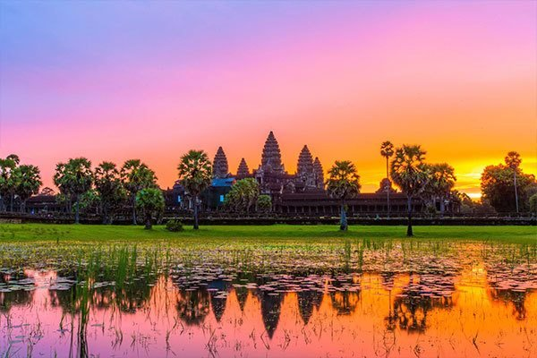 Best destinations to visit in December / January - Cambodia