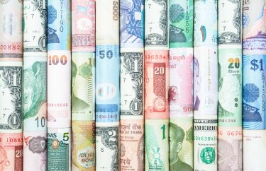 different currencies needed for travelling