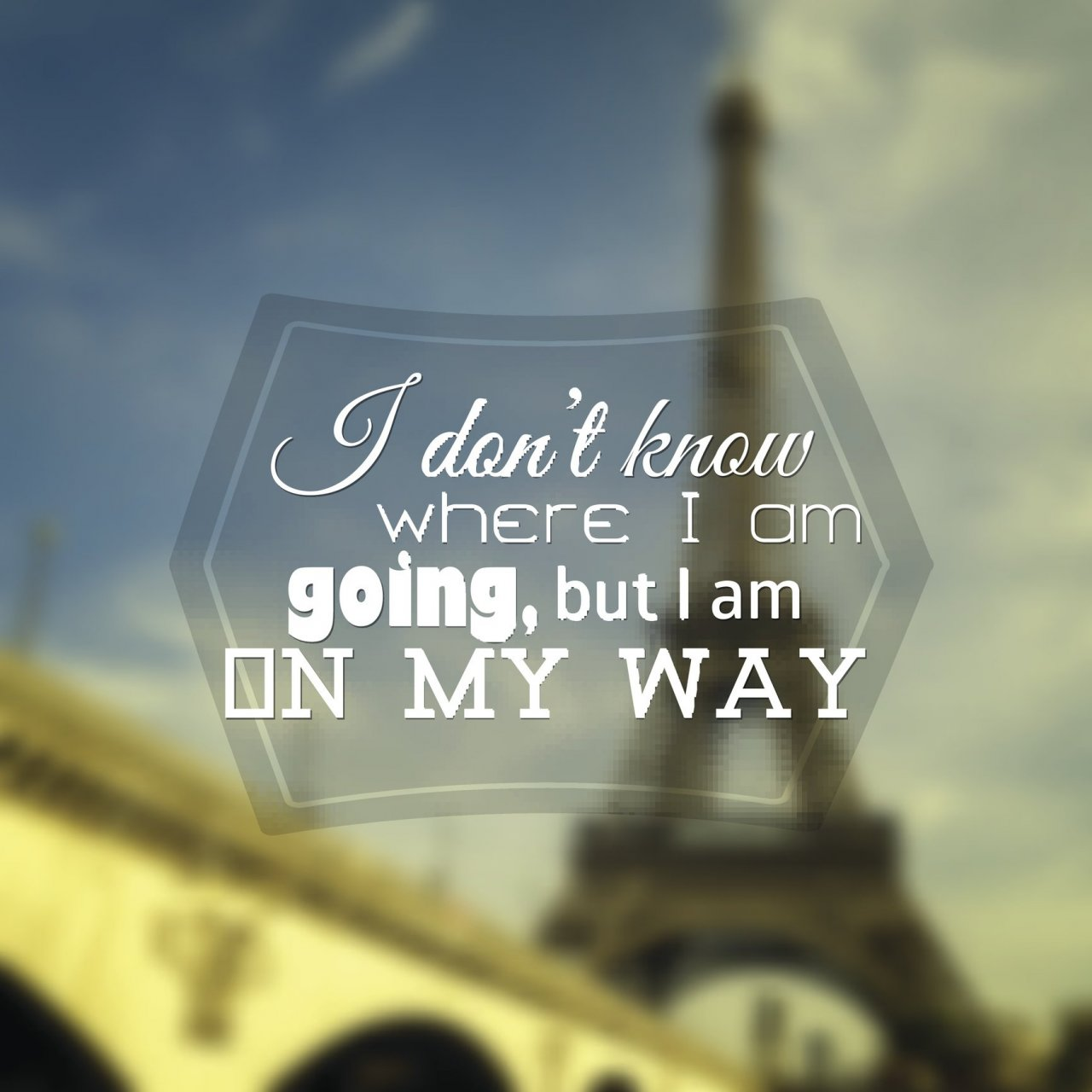 Inspiring Quotes About Travelling
