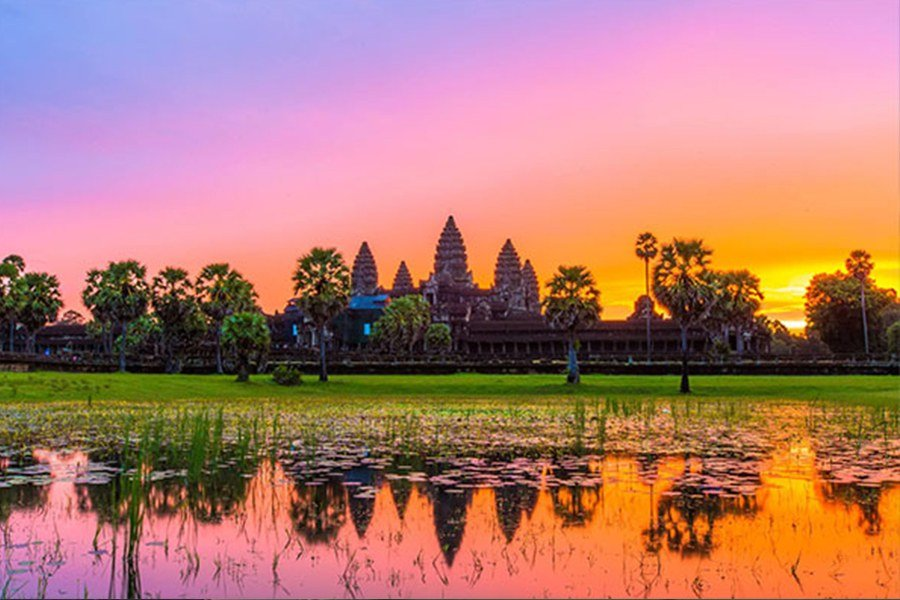 Top 10 Instagram worthy hot spots in South East Asia - Angkor Wat