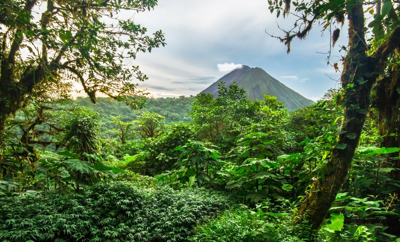 Mountain view - Costa Rica