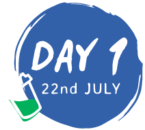 day 1 - 22nd July