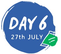 day 6 - 27th July