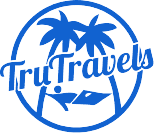 TruTravels blue logog