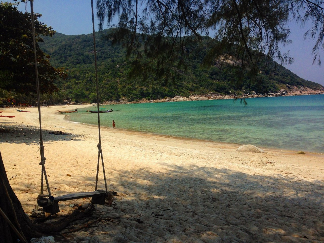 a week in Thailand - Koh Phangan