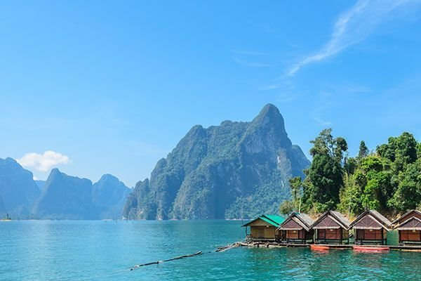 a week in Thailand - khao sok