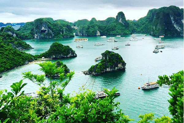 Halong Bay's hidden gems
