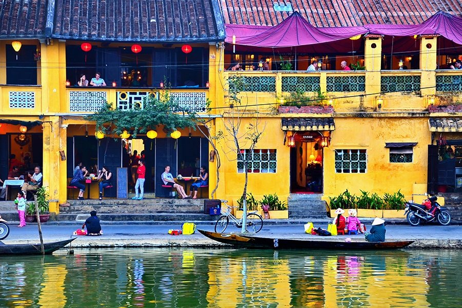 Top 10 Instagram worthy hot spots in South East Asia - Hoi An